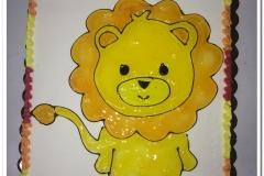 Τούρτα λιοντάρι (3)