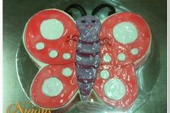 Τούρτα πεταλούδα (4)