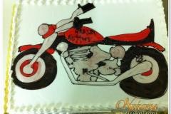 Τούρτα Harley