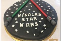 Τούρτα star wars (3)