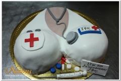 Τούρτα νοσοκόμα