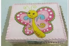 Τούρτα πεταλούδα (3)
