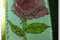 Τούρτα τριαντάφυλλο