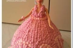 Τούρτα barbie (3)