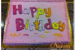 Τούρτα happy birthday (2)