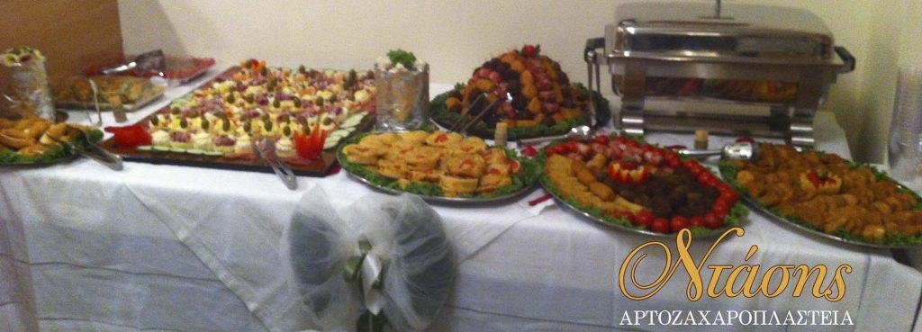 Ντάσης catering