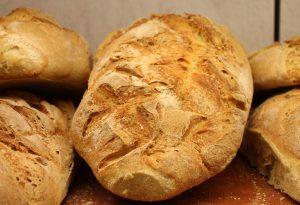 Ψωμί με προζύμι ντάσης Νέα Ιωνία φούρνος