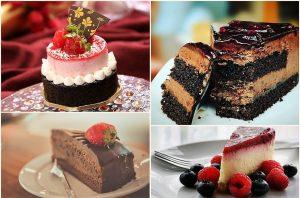 Πάστες Γλυκό Ντάσης ζαχαροπλαστείο Νέα Ιωνία